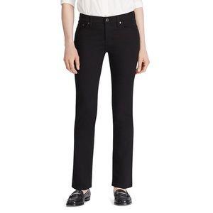 LRL  Modern Straight Curvy Jeans
